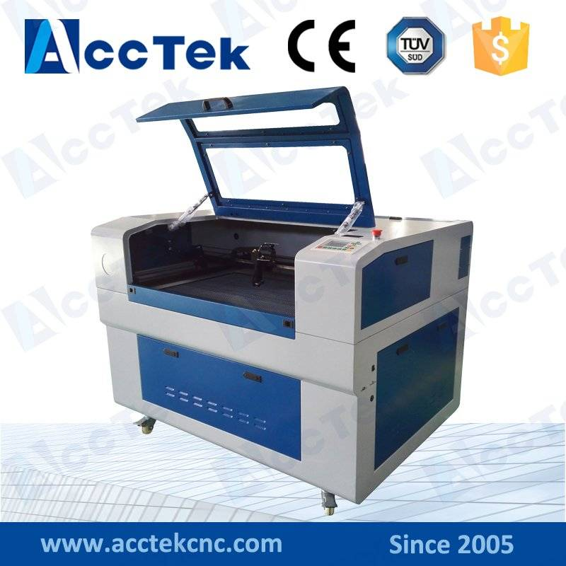 acrylic laser cutting machine AKJ6090