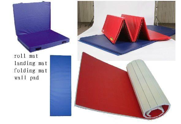 folding mat/landing mat/exercie mat