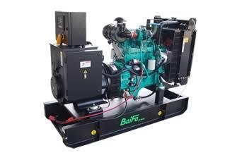 Cummins Diesel Generator Set 28kva Generating Machine Power Plant Fuel Generator Set
