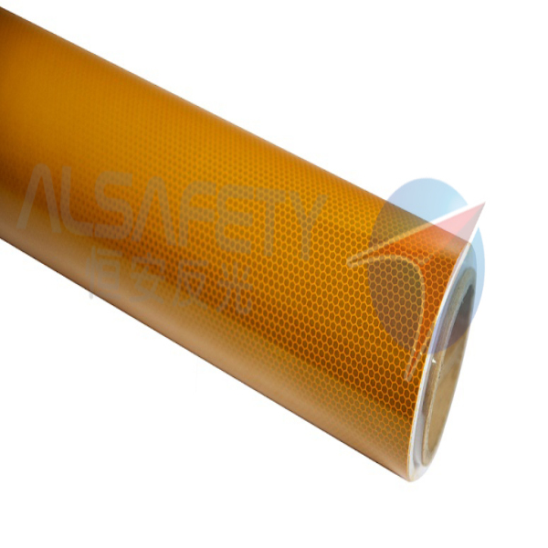 AH1000 3m similar high visibility reflective mylar/tape film for road reflectors