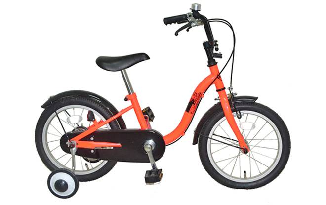 Children Bicycle by JIS Standard. 16inch High Tensile Steel Frame