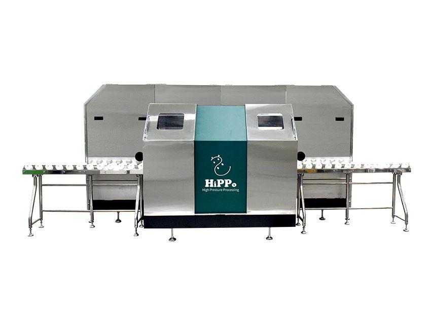 High Pressure Processing - hpp