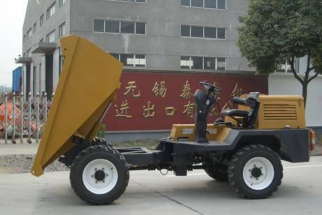 3 ton luxury dumper