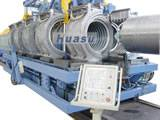 Corrugated Pipe-PVC Double Wall Corrugated Pipe production Line