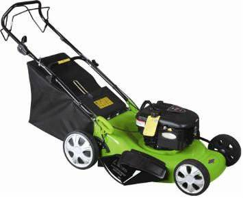 "22"" B Steel self-propelled lawn mower"