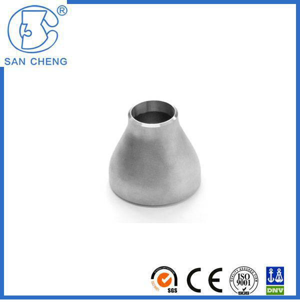 Professional Reducer Casting Stainless Steel Weld Concentric Pipe Reducer