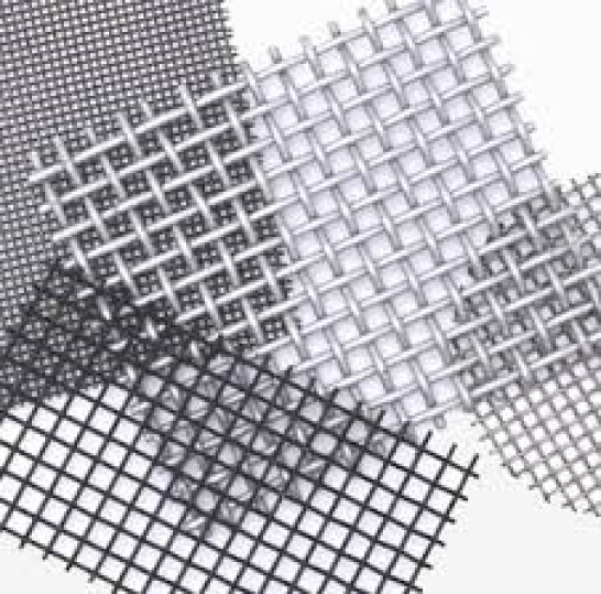 AISI 316 6mesh 7 mesh 8 mesh stainless steel woven wire mesh