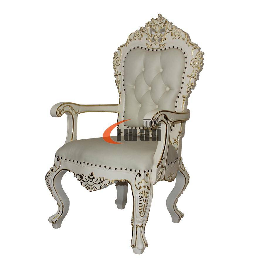 Classical banquet chair, letter upholstered banquet chair, hotpot table and chair