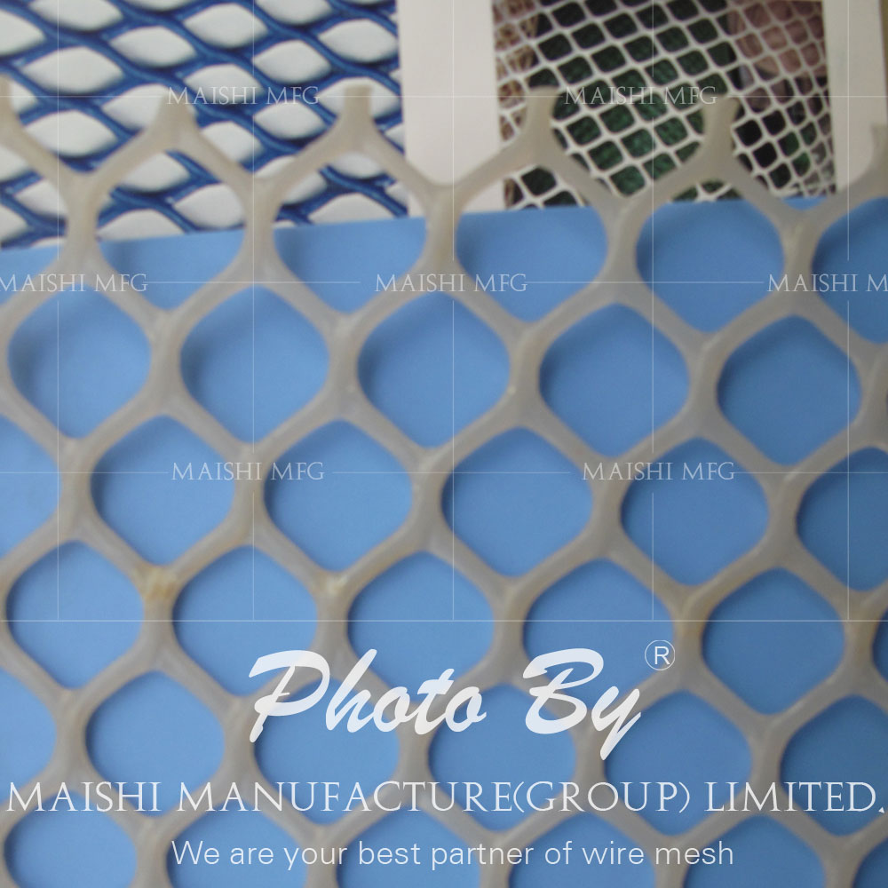 HDPE Aquaculture Net Plastic Extruded Net