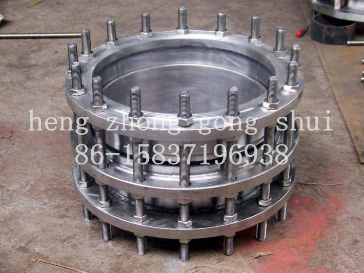 2016 DN300 metal double sphere dismantling expansion joint with high quality