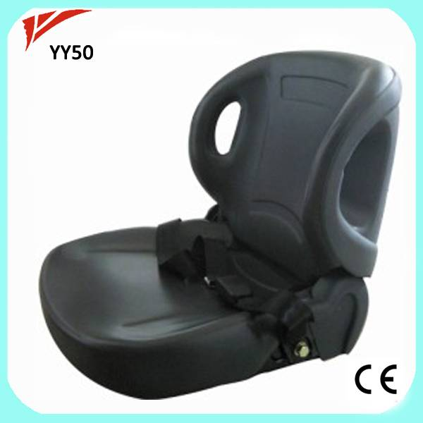 China Industrial Fork Lift Seat YY50 with PVC cover
