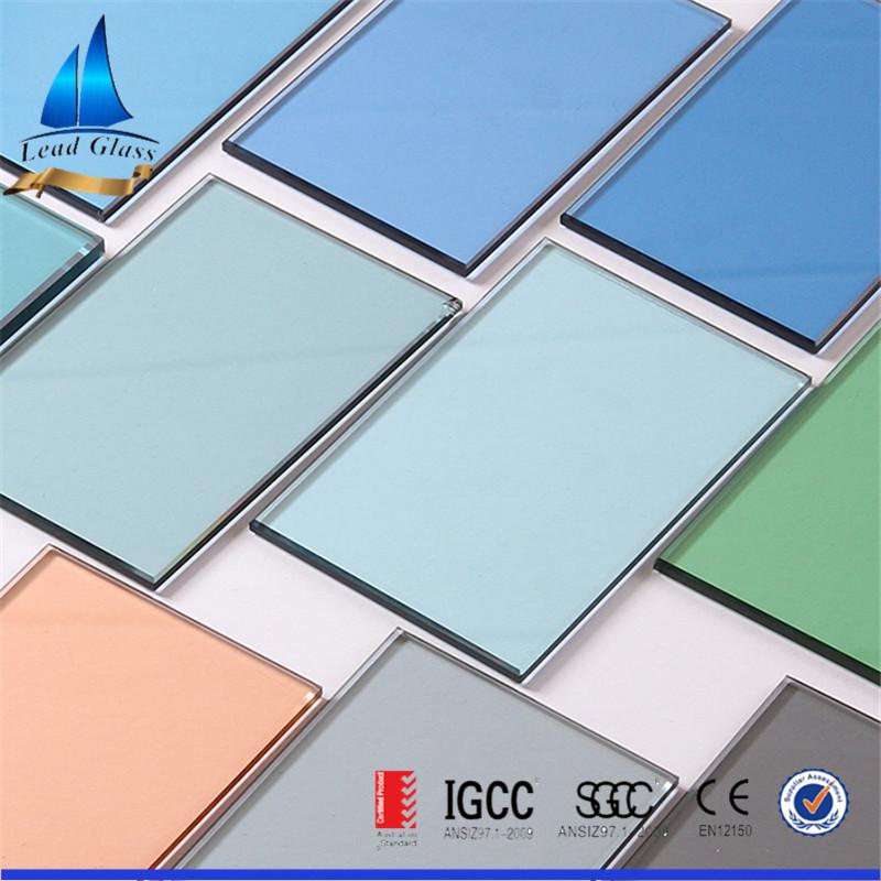 Tinted Glass/Tinted Float Glass/Tinted Glass Price