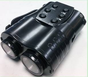 Handheld Laser Night Vision Video Recorder