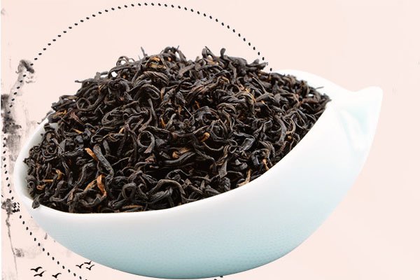 Fresh Keemun Black Tea