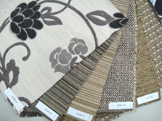 stock chenille fabrics for sofa