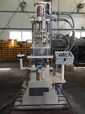 7.5Ton Vertical Type Hot Chamber Die-casting Machine