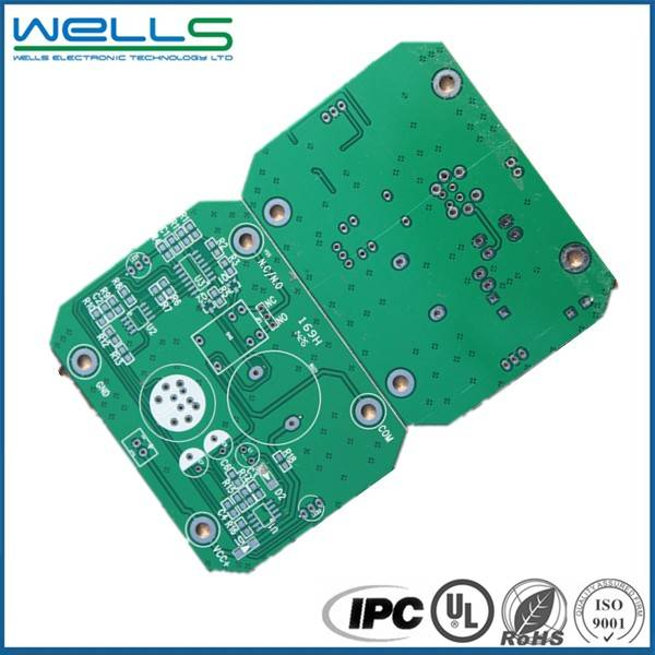 UL Rohs Low Cost Hasl Fr4 94v0 Custom PCB PCBA Supplier