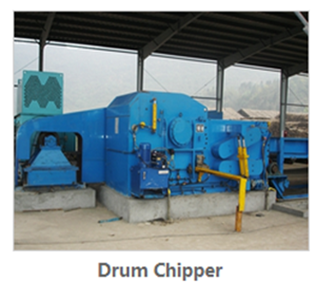 Drum Chipper
