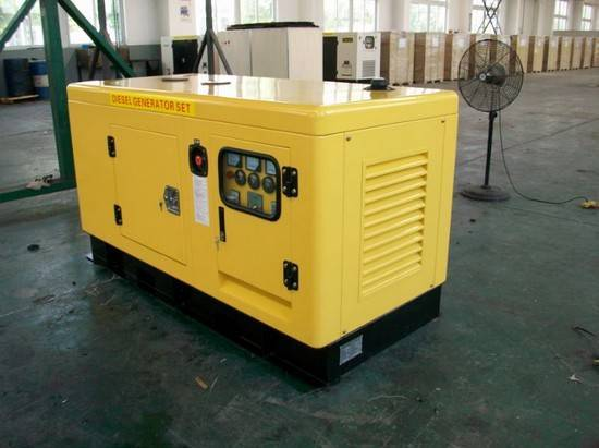 TencoGen 10-200KW FUDON Water-Cooled Diesel Generator Set