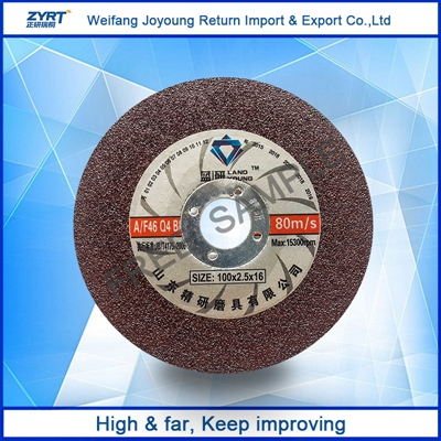4 inch 100mm T41 Thin cutting disc for metal