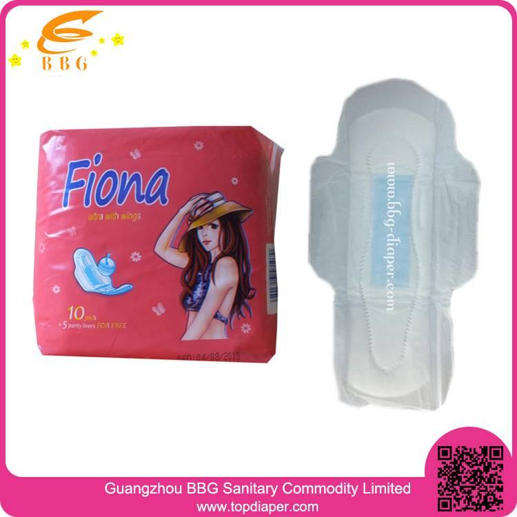 280mm brand name sanitary napkin 10+5 wholesale