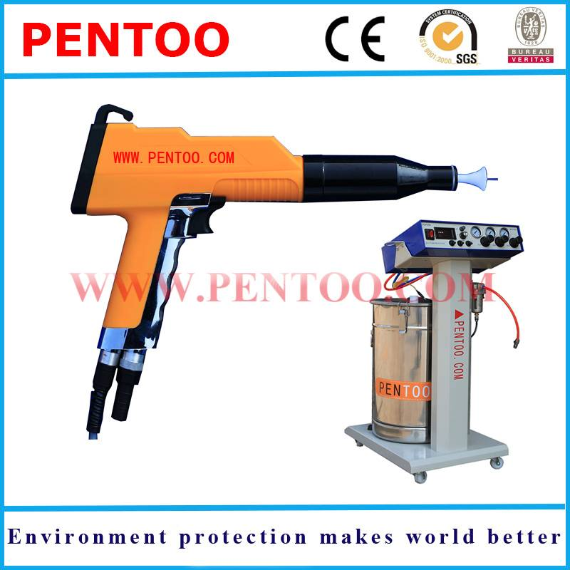 Powder coating gun with competitive price