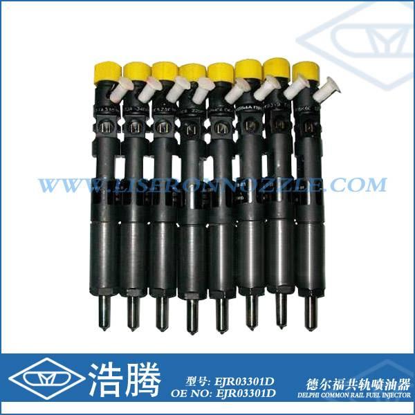 EJBR03301D Diesel Common Rail Delphi Injector EJBR03301D For Ford Transit/ JMC Transit 2.8 /Jianglin