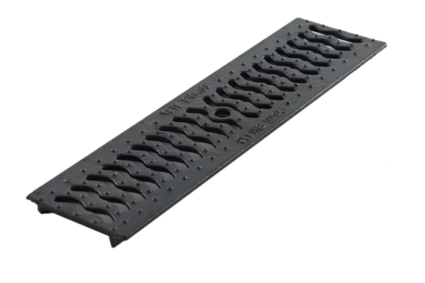 ductile cast iron grating