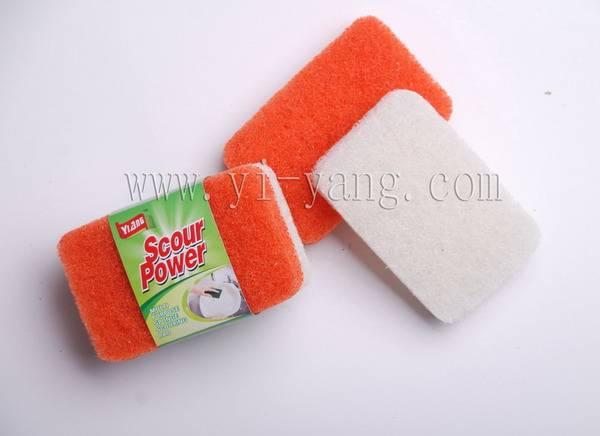 Pot&pan scouring pad