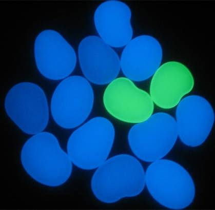 glow stone blue