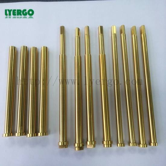Ejector Pins&Ejector Sleeves Sets with TIN Coat