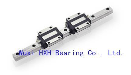 HGH 45CA linear guideway ABEC-5 GCr15