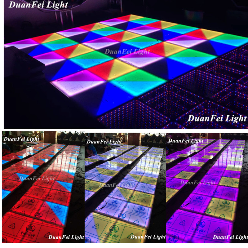 led dance floor wedding dance floor led floor for party