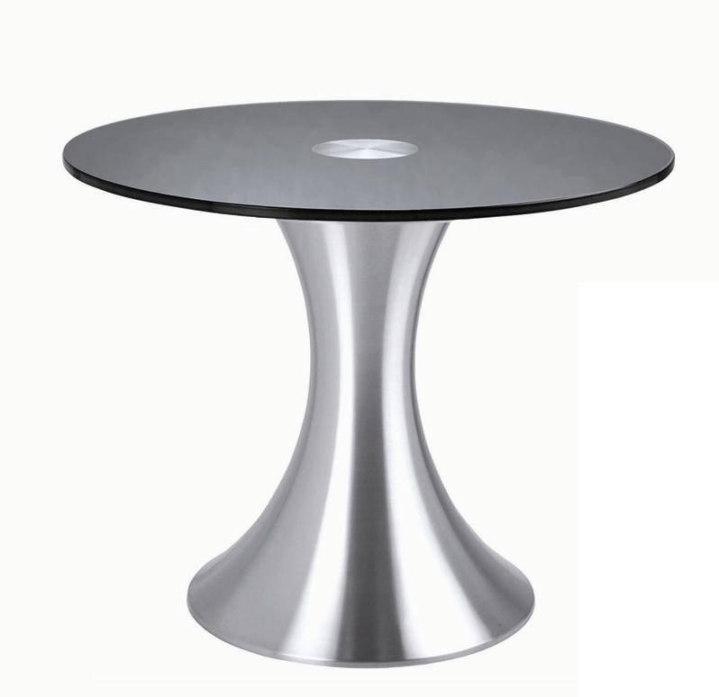 Saarinen base by metal spinning