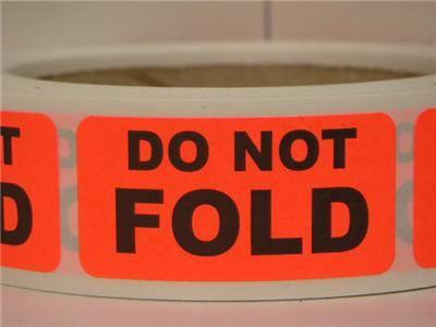Printing Label Sticker