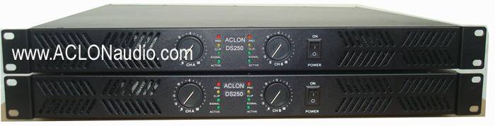 Stable Performance Small Watt Ds Series Power Amplifier (DS250)