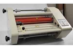 Mini-size Laminating machine  TF350 (TORCH)