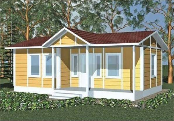 cheap container house