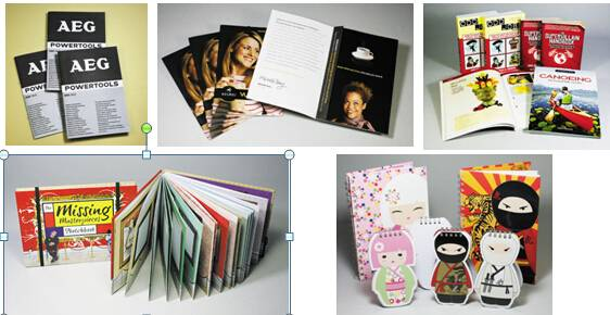 book/brochure/flyer/magazine printing