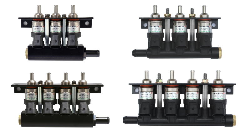 Various types of High-quality gas injector(LPG/ CNG)
