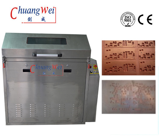 CW-5200 Machine and Artificial / Ultrasonic Cleaning