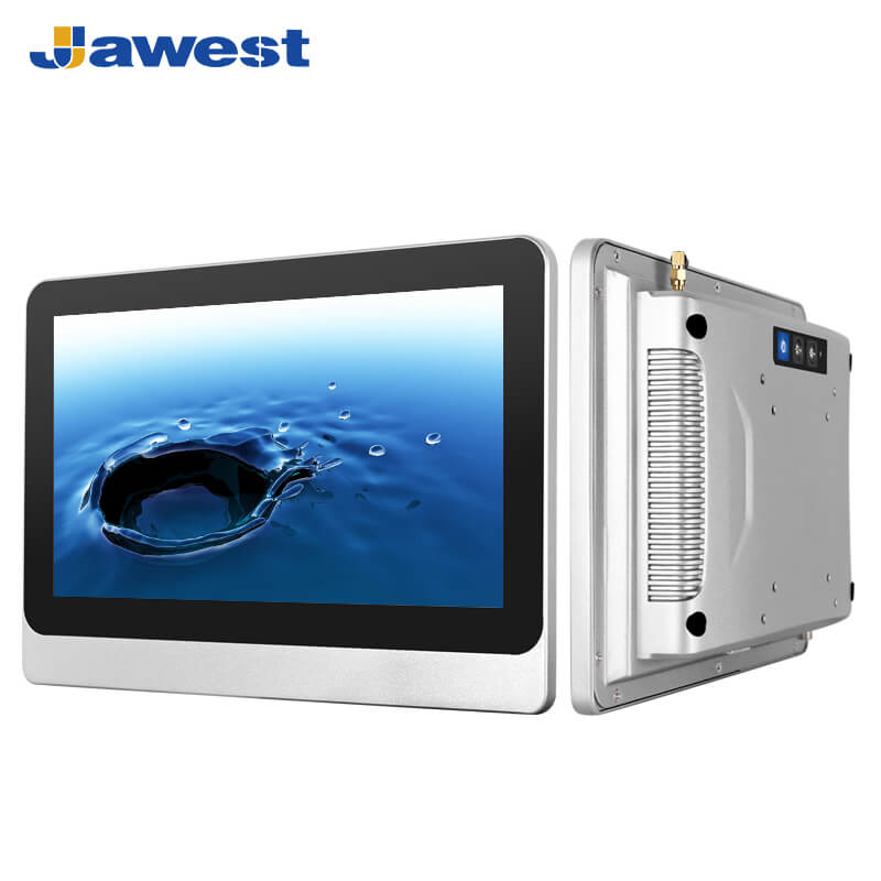 10.1 Inch All In One Panel PC Single Point Resistive Touch Control