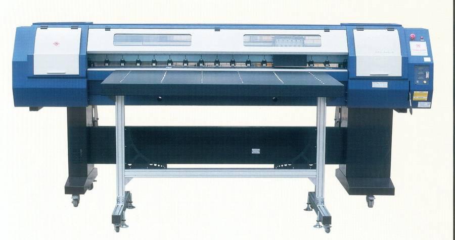 Flat Bed Solvent Inkjet Printer with 1440DPI