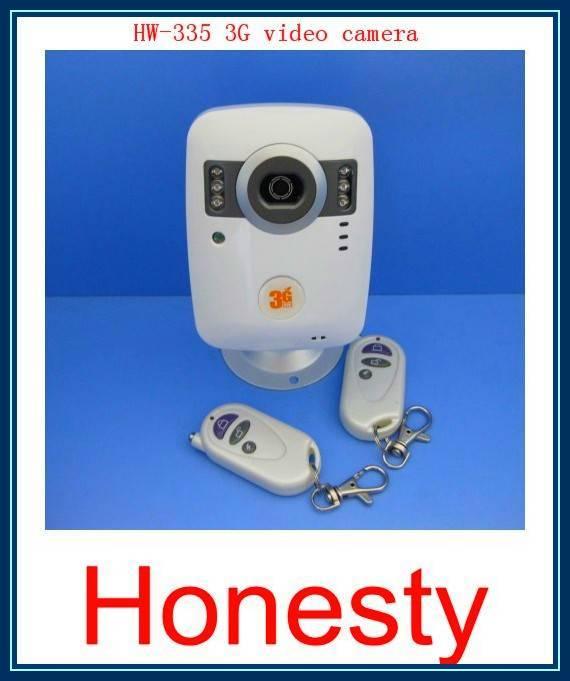 3G video camera HW-335