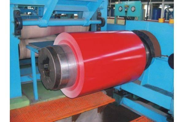 Z60-Z275 PPGI prepainted galvanized steel coil