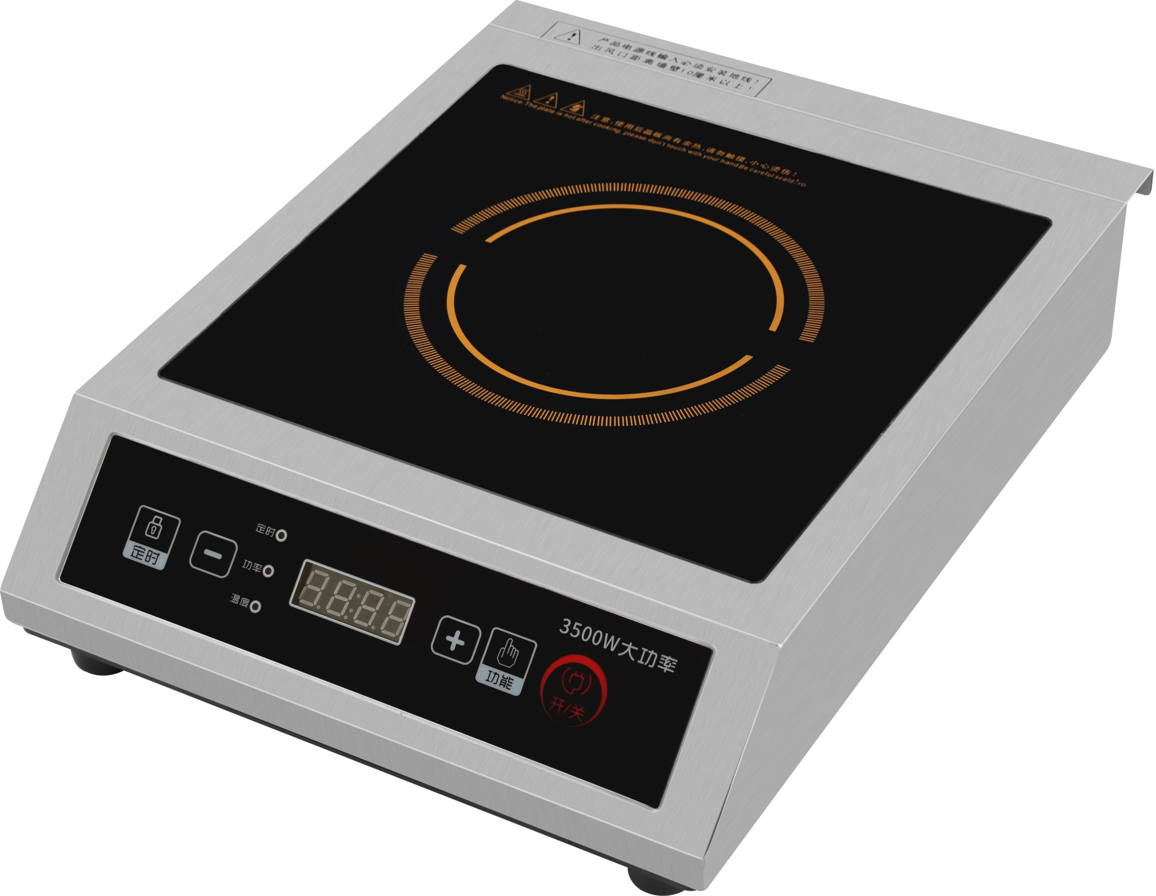 3500W high quality and energy saving induction cooker