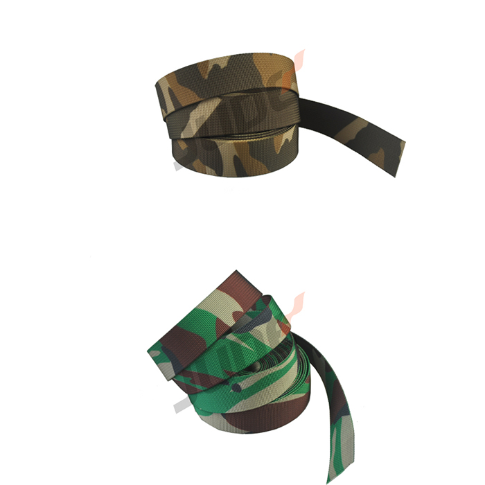 woodland dpm webbing strap, desert dpm camo webbing military, disruptive pattern material ribbon