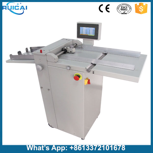 NCC330A Industrial Digtal Creasing Machine