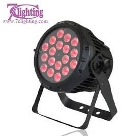 18x12W Waterproof  RGBW LED Par Can