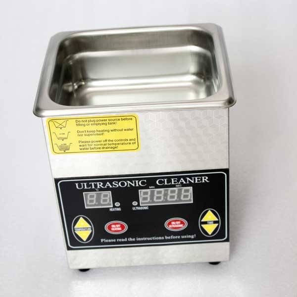 Lab ultrasonic cleaner
